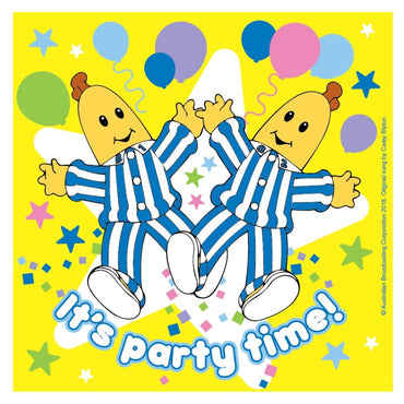 Bananas in Pyjamas Lunch Napkins 16pk
