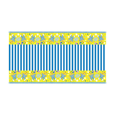 Bananas in Pyjamas Plastic Tablecover 1.3m x 2.4m