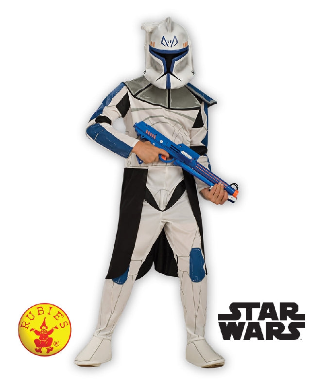 Boys Costume - Clone Trooper Captain Rex