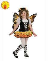 Girls Costume - Monarch Butterfly