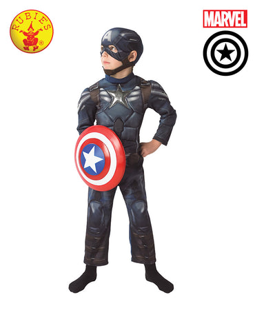Captain America Winter Soldier Deluxe