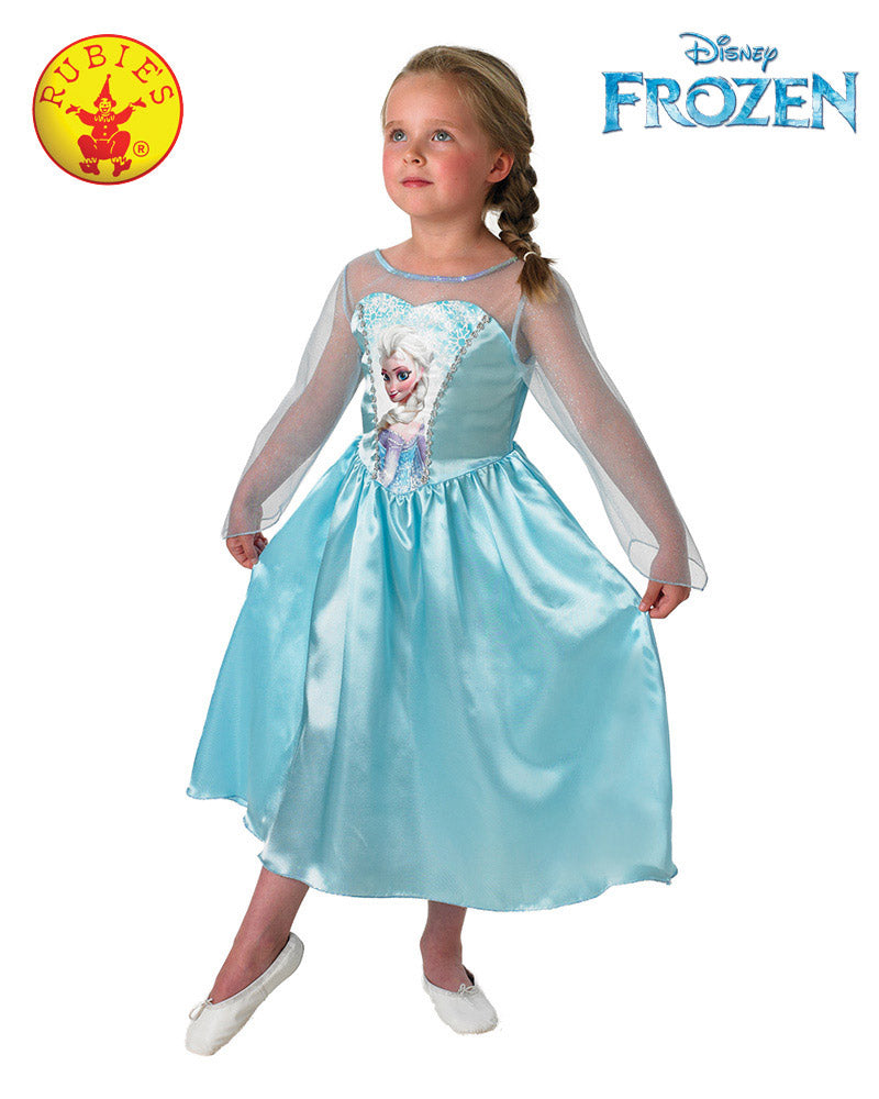 Elsa Snow Queen Classic Gown