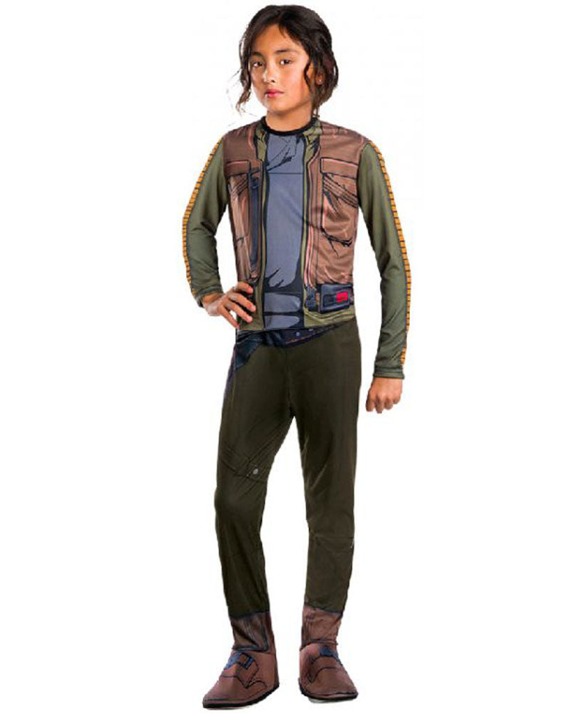 Girls Costume - Jyn Erso Rogue One Classic