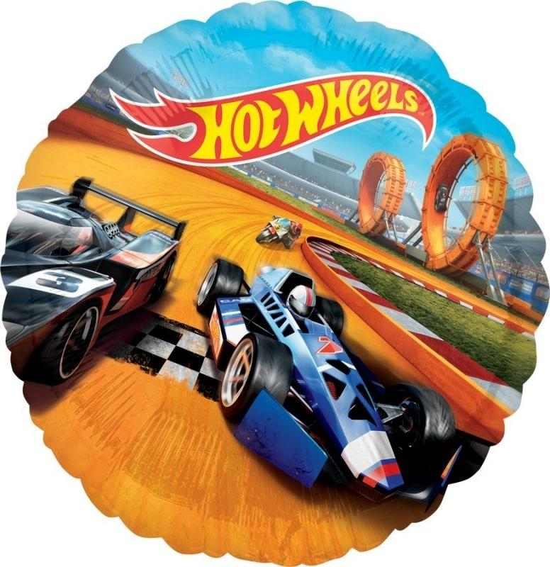 Hot Wheels Racer Foil Balloon 45cm - Party Savers