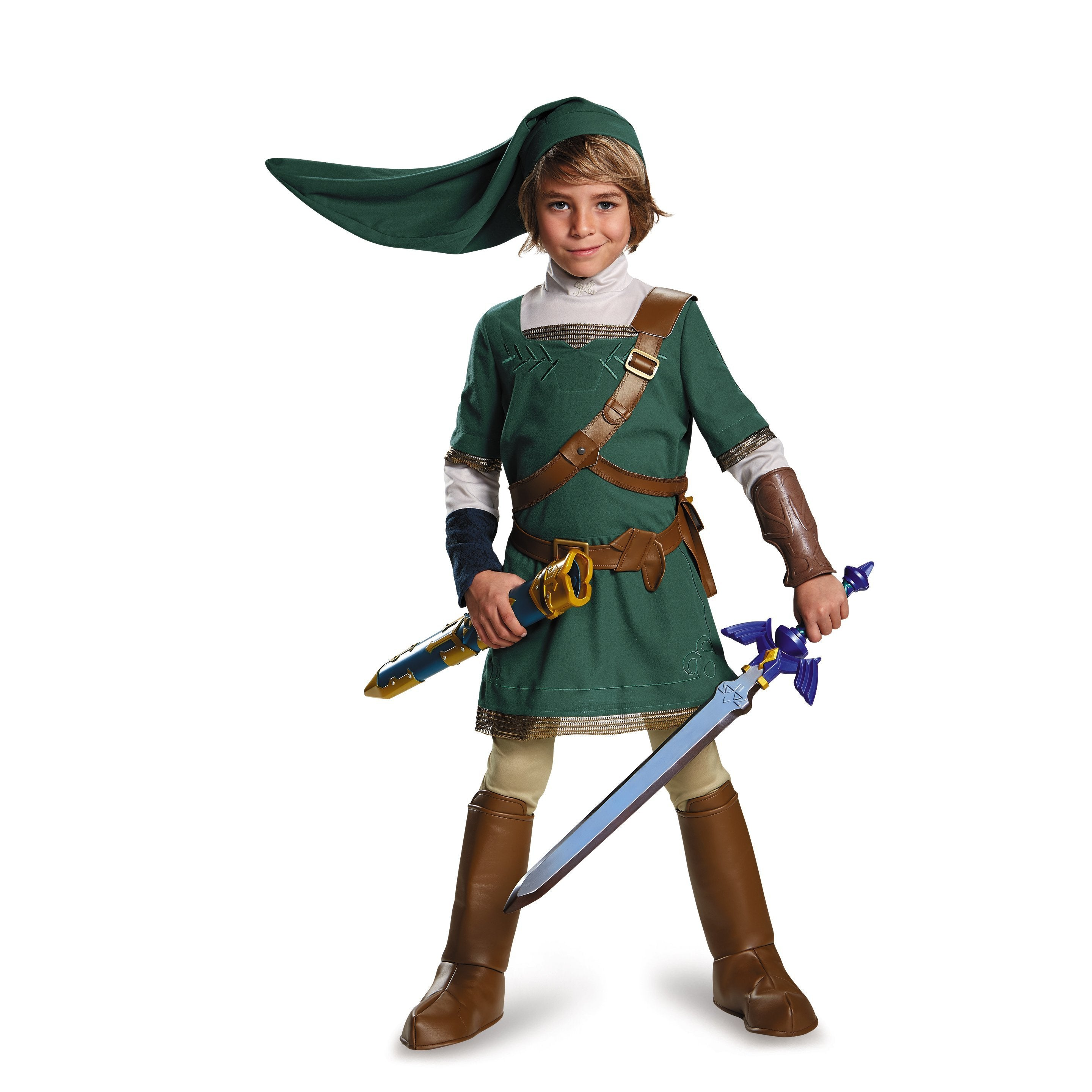 Boys Costume - Link Prestige Costume - Party Savers