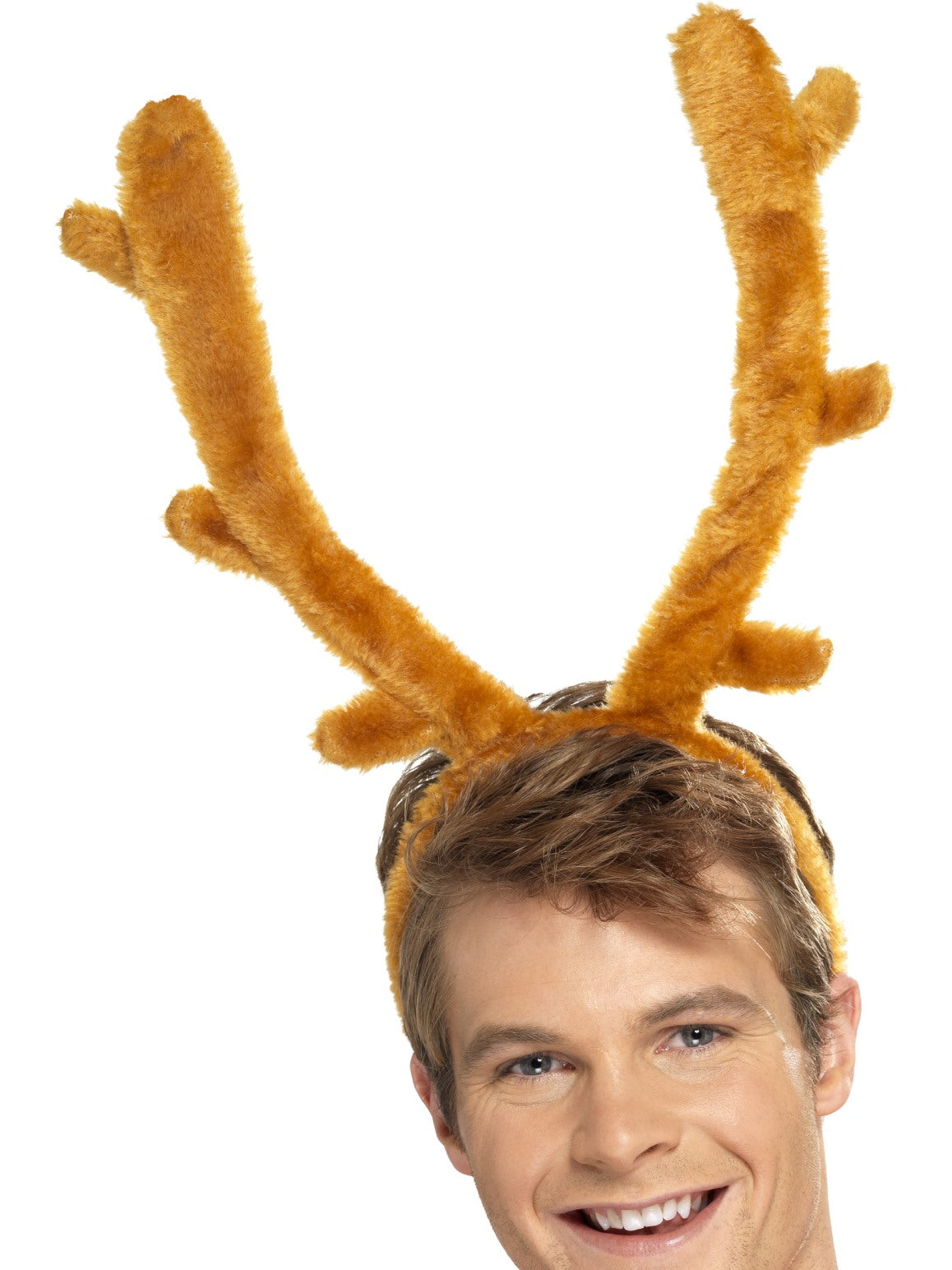 Brown Stag Night Horns - Party Savers