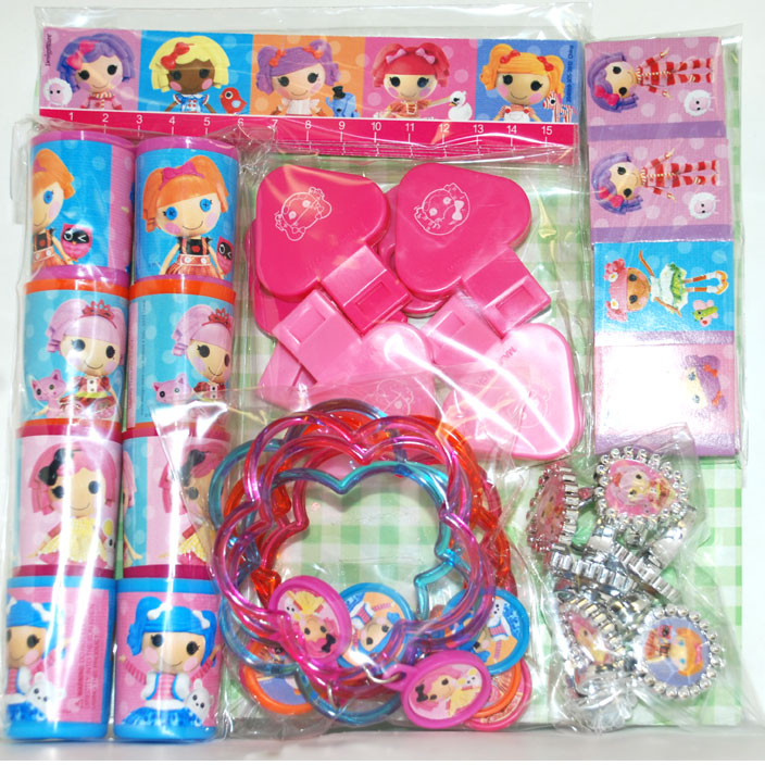 Lalaloopsy Mega Mix Value Pack - Party Savers