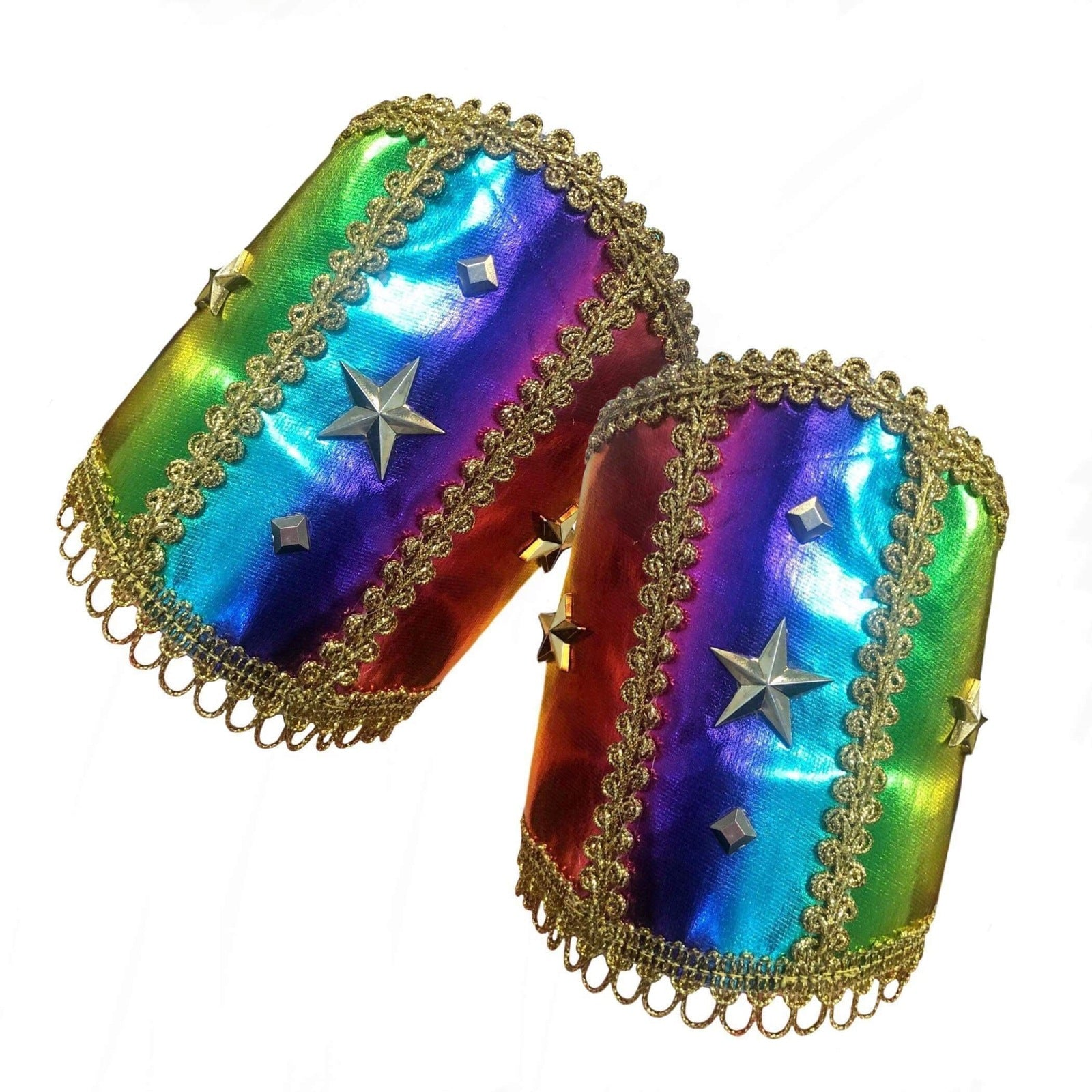 Rainbow Pride Inspired Wrist Cuff - Party Savers