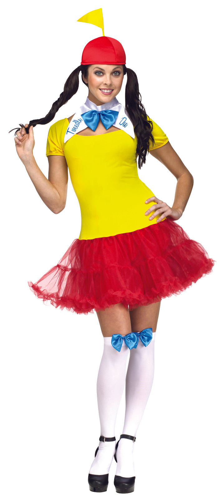 Women's Costume - Tweedle Dee Dum - Party Savers