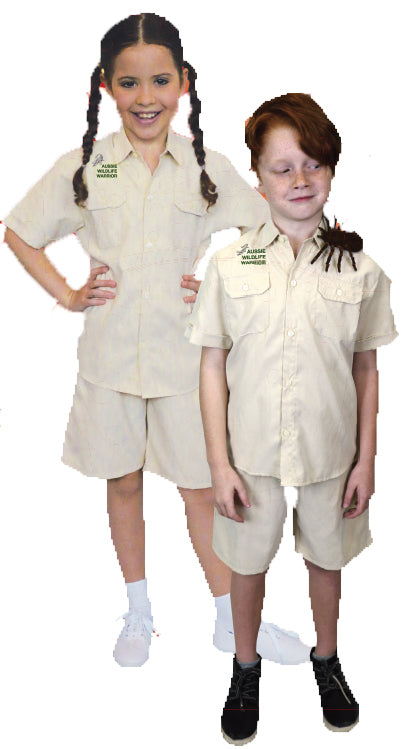 Kids Costume - Aussie Wildlife Warrior - Party Savers