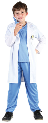 Kids Costume - Doctor - Party Savers