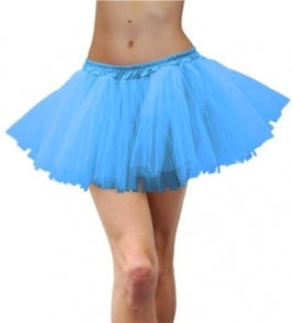 Blue Tulle Tutu - Party Savers