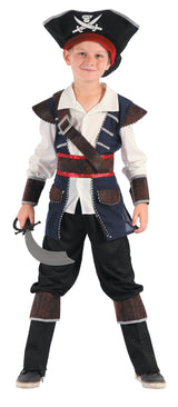 Boys Costume - Pirate Boy - Party Savers