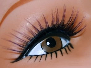 Black Long Sweep Lashes