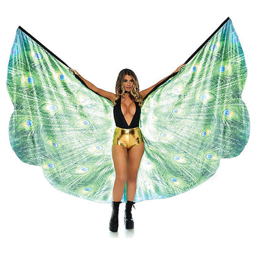 Festival Peacock Wings