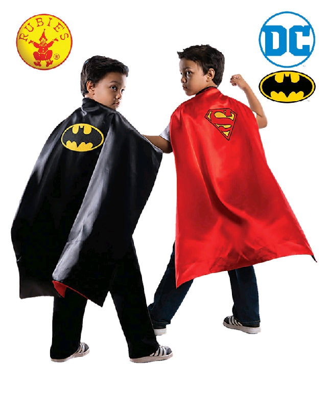 Batman To Superman Reversible Cape