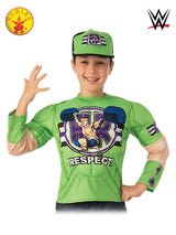 Boys Costume - John Cena Top And Hat