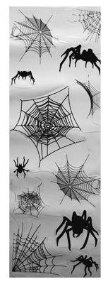 Halloween Wall Decals - Spiders- Spiders 2pk