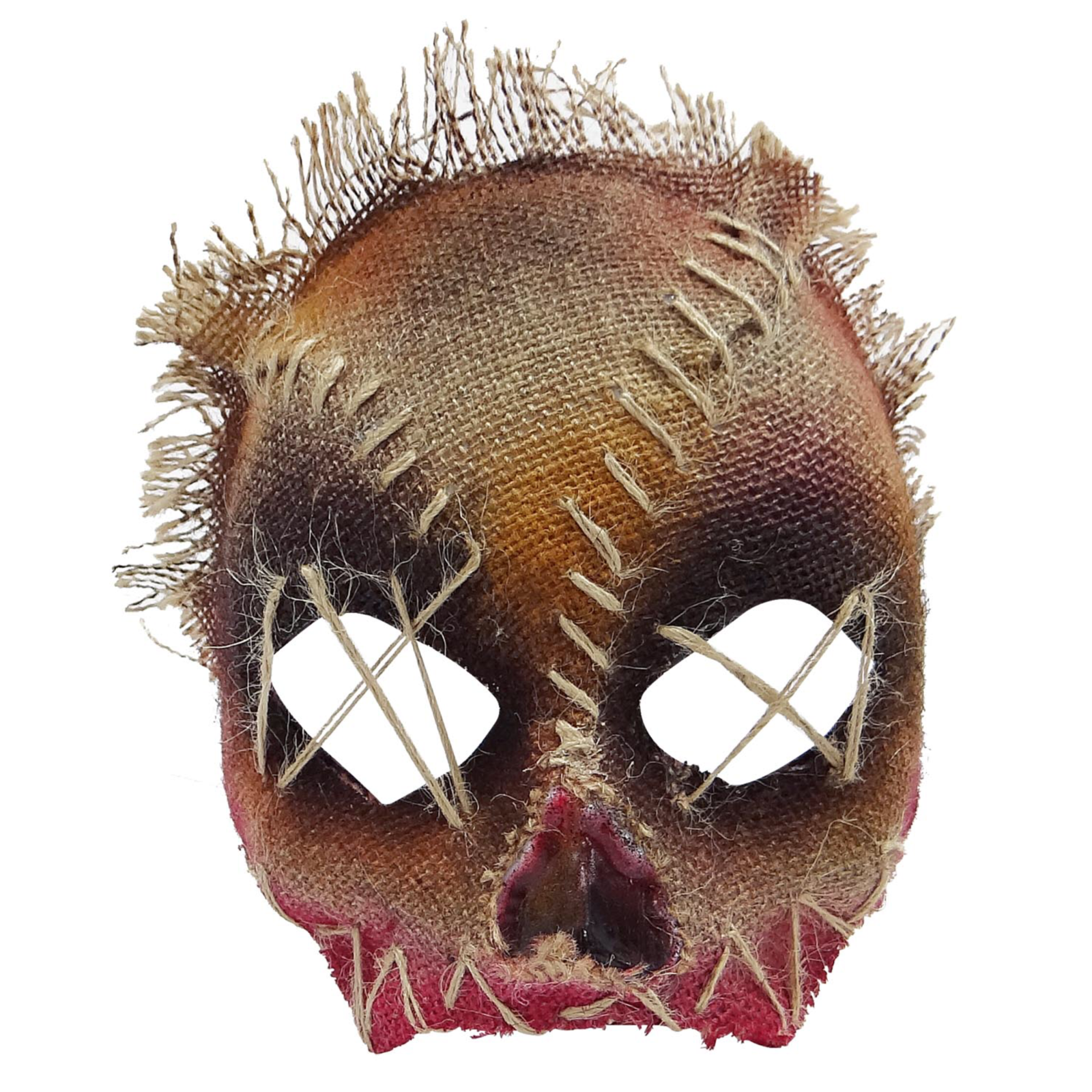 Scarecrow Mask - Stitch
