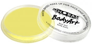 Light Yellow BodyArt Make Up 32g
