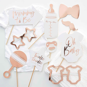 Twinkle Twinkle Photo Booth Props - Party Savers
