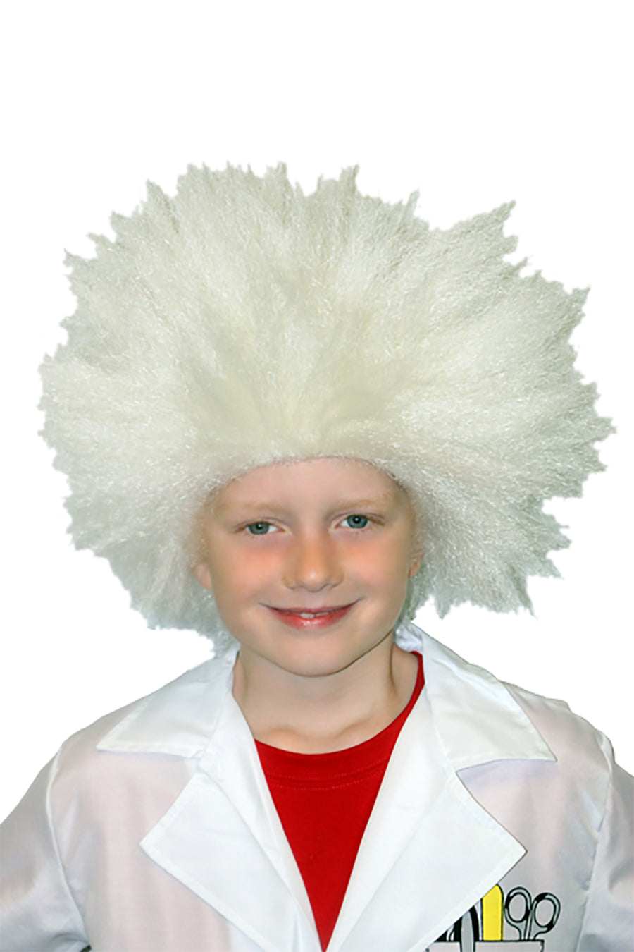 Deluxe Mad Scientist Wig - Child Size
