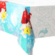 Ariel Dream Big Plastic Tablecover 137cm x 243cm - Party Savers