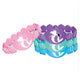 Ariel Dream Big Rubber Bracelets 6pk