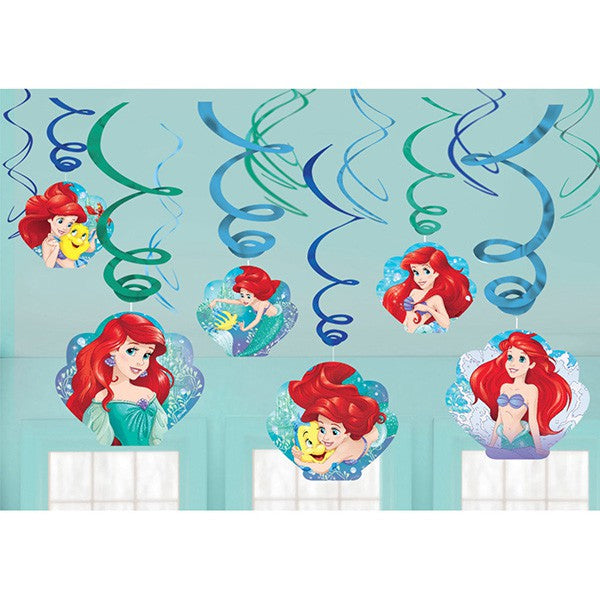 Ariel Dream Big Swirl Value Pack 12pk - Party Savers