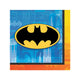 Batman Beverage Napkins 25cm 16pk