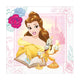 Beauty & The Beast Lunch Napkins 32cm 16pk