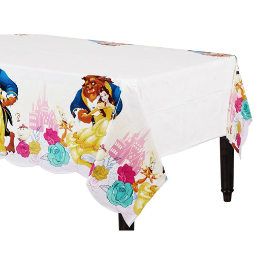 Beauty & The Beast Tablecover 137cm x 243cm