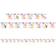 Beauty & The Beast Ribbon Banner 3.2m x 25.4 cm