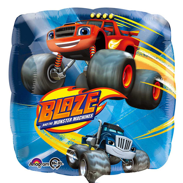 Blaze & The Monster Machines Foil Balloon - Party Savers