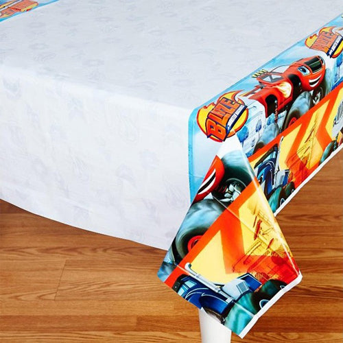 Blaze & The Monster Machines Tablecover 137 x 243cm