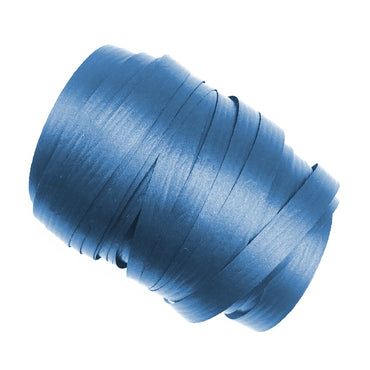 Royal Blue Precut Ribbon With Clips 1.75m 25pk