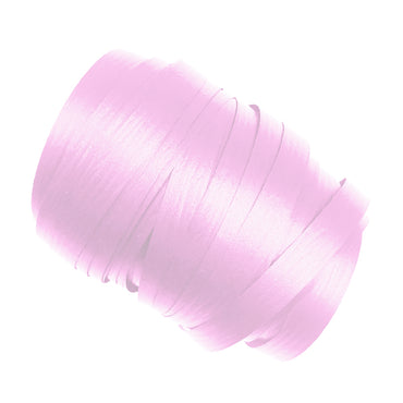 Pastel Pink Precut Ribbon With Clips 1.75m 25pk