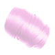 Pastel Pink Precut Ribbon With Clips 1.75m 25pk - Party Savers