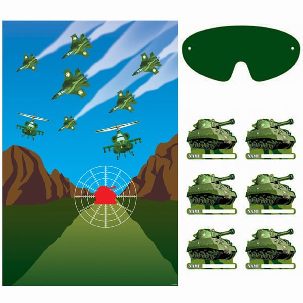 Camouflage Party Game - Party Savers