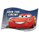 Cars 3 Invitations 8pk