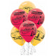 Cars 3 Latex Balloons 30cm 6pk
