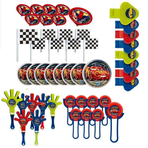 Cars 3 Mega Mix Favors Value Pack 48pk