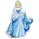 Cinderella Disney Princess Supershape Balloon 71cm x 84cm
