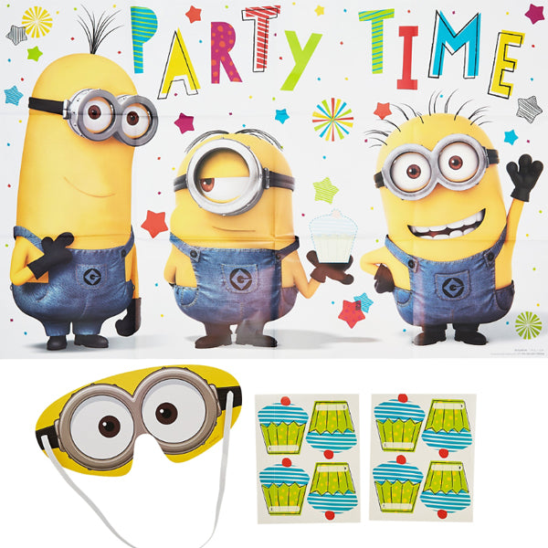 Despicable Me Party Game - Party Savers
