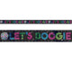 Disco Fever Foil Banner 7.6m Each - Party Savers