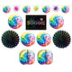 Disco Fever Room Decorating Kit - Party Savers