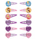 Disney Princess Dream Big Hair Clips 12pk