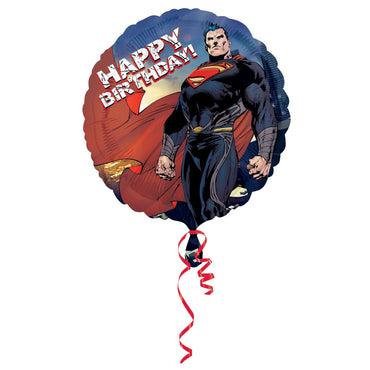 Superman Foil Balloon 45cm
