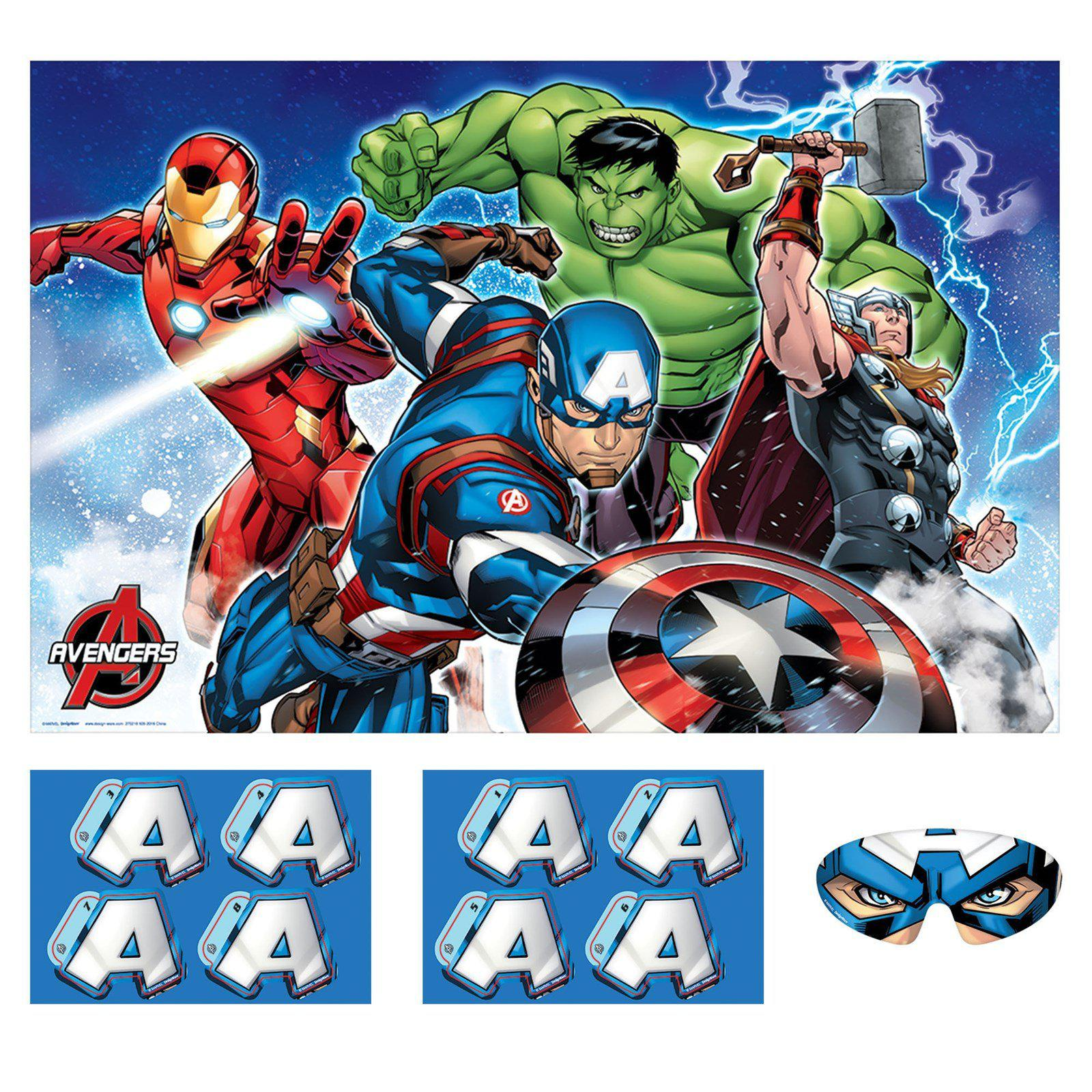 Avengers Epic Party Game
