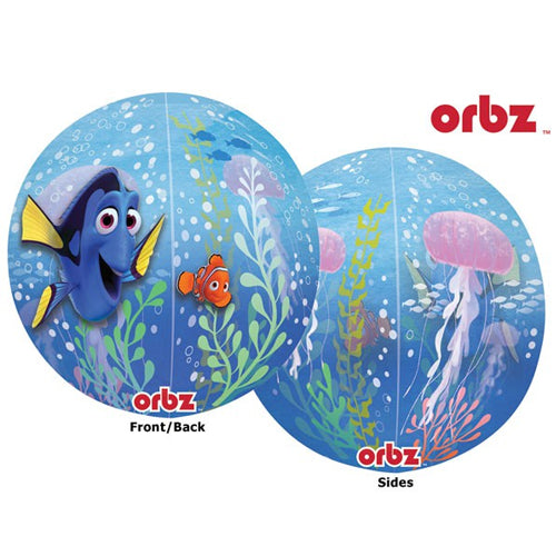 Finding Dory Orbz Balloon 38cm x 40cm - Party Savers